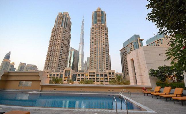 Claren Tower Downtown Dubai - Emaar