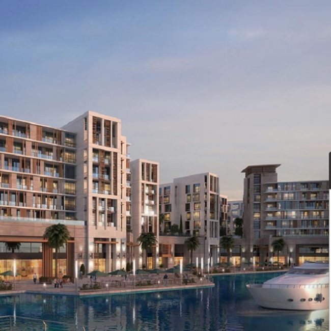 Dubai Whart at Dubai Creek by Dubai Properties