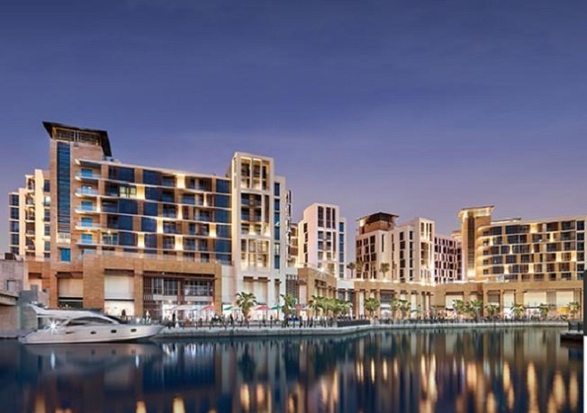 Dubai Whart at Dubai Creek by Dubai Properties - Apartments - Overview
