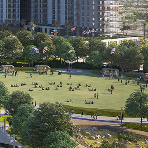Event Lawn at Dubai Hills Park