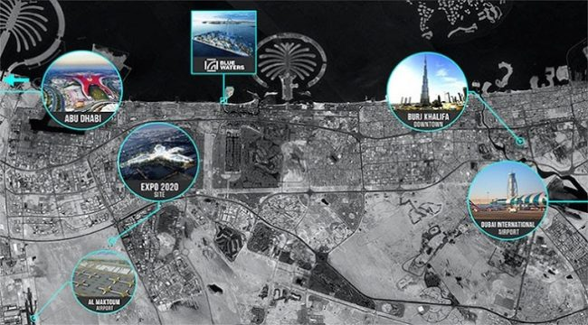 Luxury Apartments in Bluewaters Island Dubai