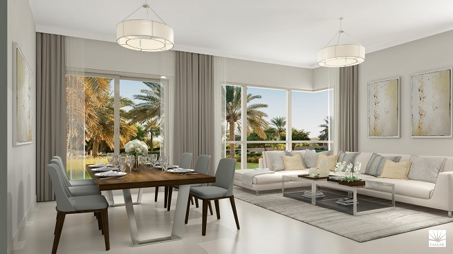 Maple III - Dubai Hills Estate by Emaar-Interior