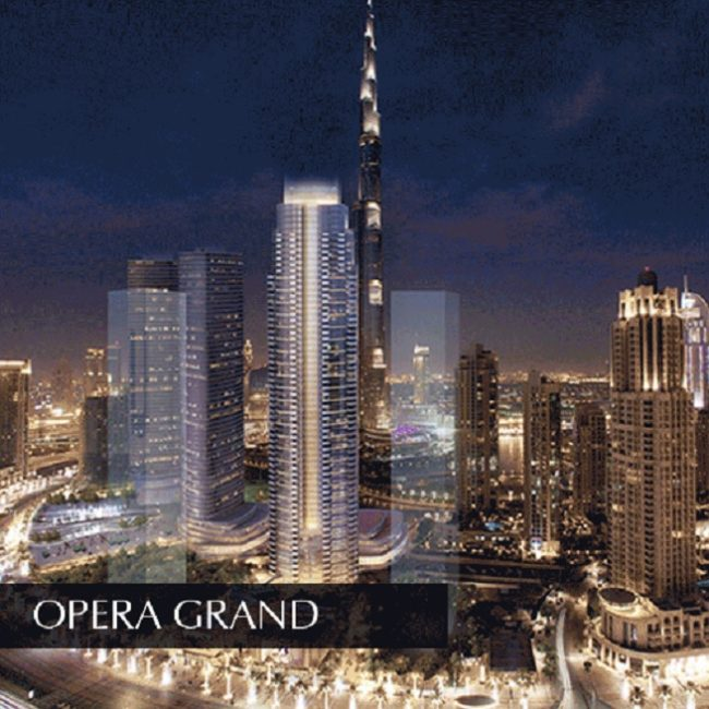 Opera Grand - Downtown Dubai - Emaar