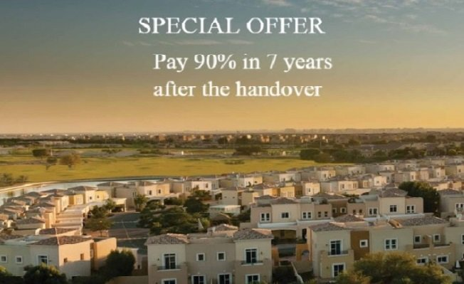 Arabian Ranches by Emaar Ready Villas Special Offer Limited Time