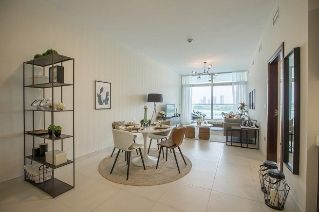 Azure Residences at Palm Jumeirah by Nakheel - Interior