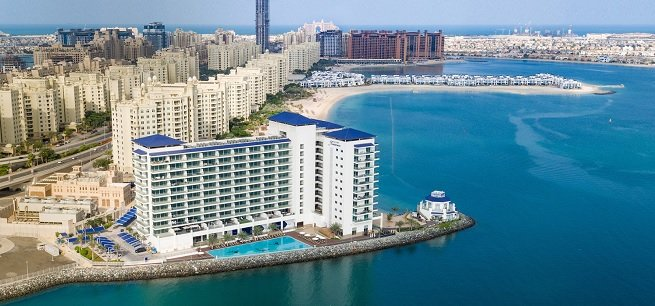 Azure Residences at Palm Jumeirah by Nakheel