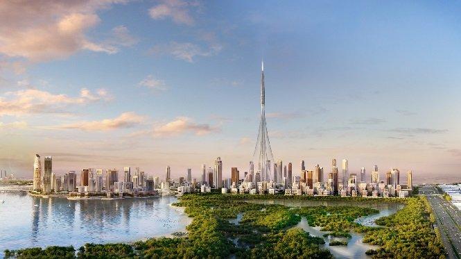 Dubai Creek Harbour by Emaar