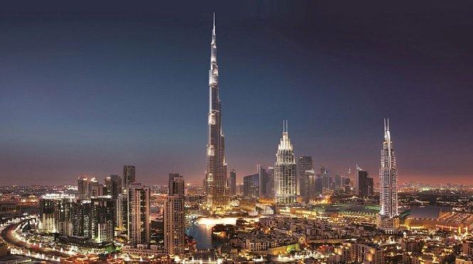 Emaar - Downtown Dubai - Towers - Properties - Real Estate - Forte - Grand - Opera BLVD Burj Vista