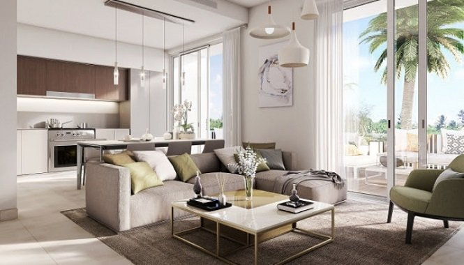 Golf Villas at Dubai South by Emaar -Interior