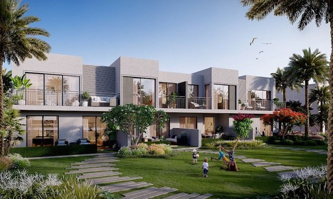 Golf Villas at Dubai South by Emaar with 5 Years payment plan