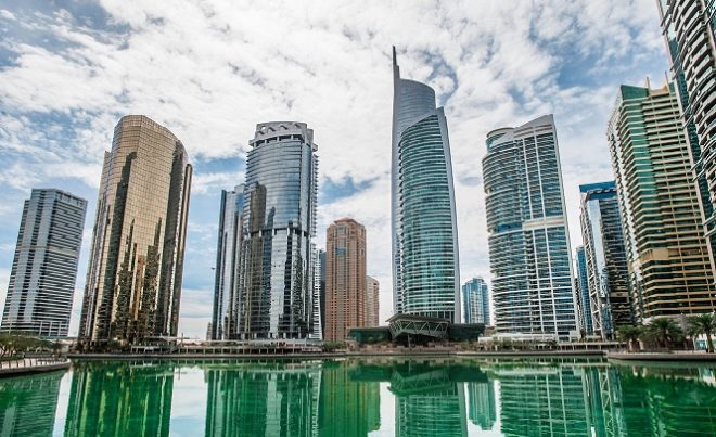 JLT Jumeirah Lake Towers