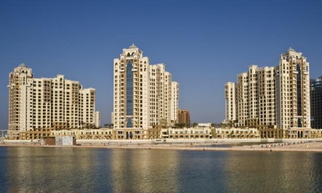 Marina Residences by Nakheel at Palm Jumeirah