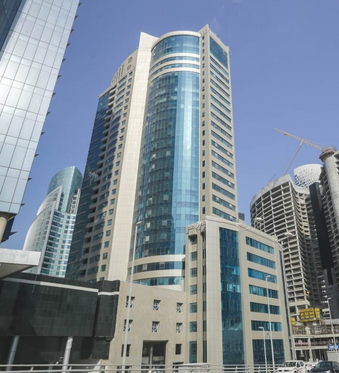 Ontario Tower - Commercial - Residential Business Bay Dubai