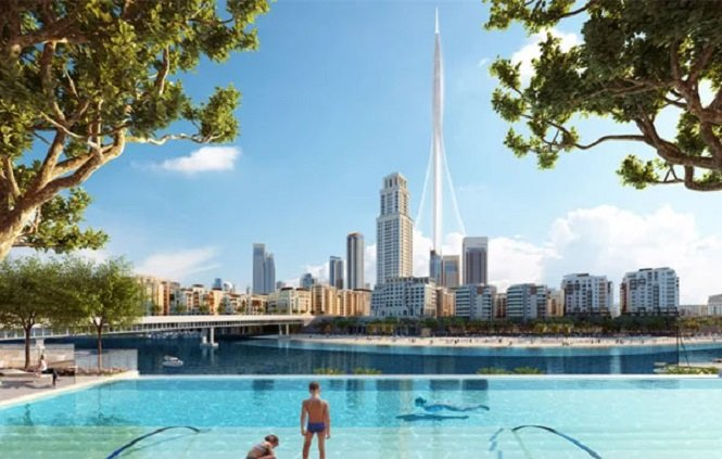Palace Residences by Address Hotels and Resorts by Emaar - View
