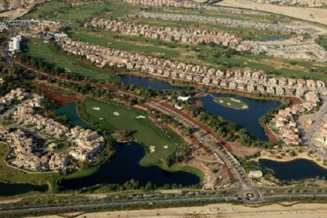 Redwook Park at Jumeirah Golf Estate Ready Townhouses