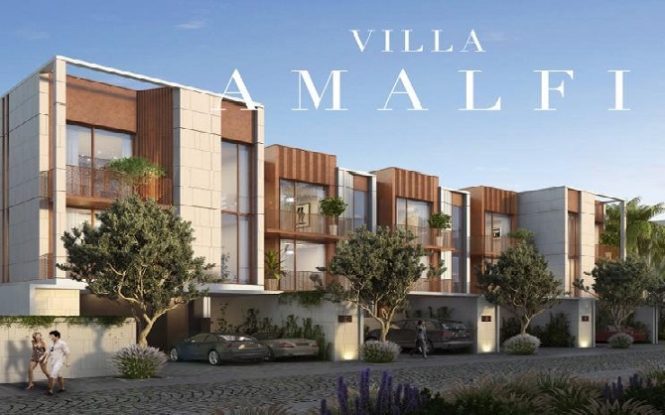 Villa Amalfi at Jumeirah Bay - Featured