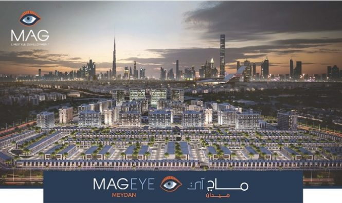 MAG EYE at Meydan