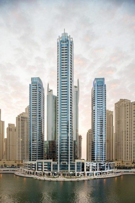 Bay Central Tower Dubai Marina