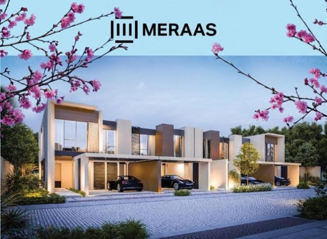 Cherrywoods Townhouses by Meraas at Al Qudra Road - Dubai