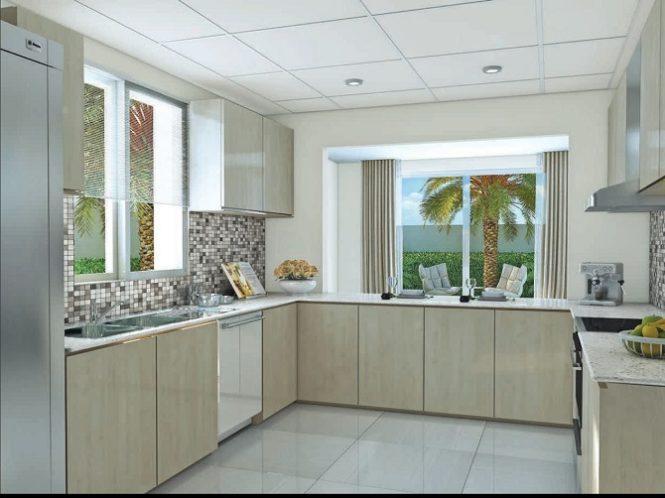 Arabella 3 at Mudon by Dubai Properties Villas - Kitchen