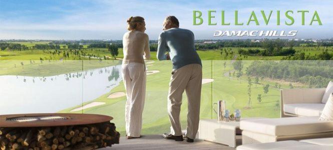 Bellavista at Damac Hills Luxurious Apartments Facing Golf