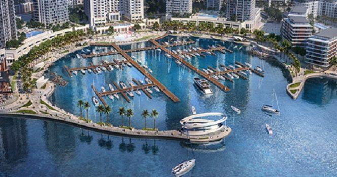 Creek Edge at Dubai Creek Harbour by Emaar - Overview