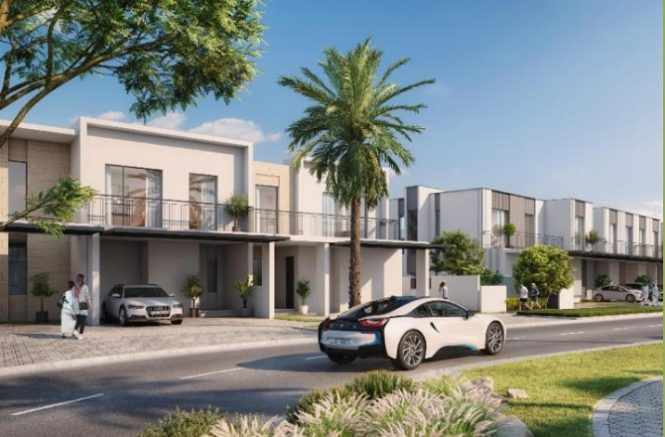 Emaar Expo Golf Villas - Overview