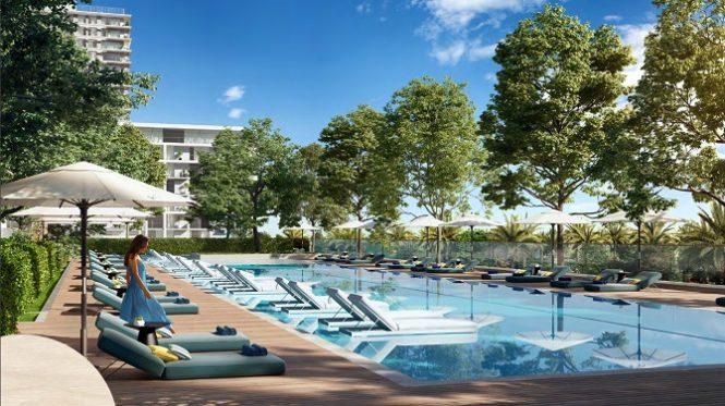 Golfville Apartments at Dubai Hills Estate by Emaar - Amenities