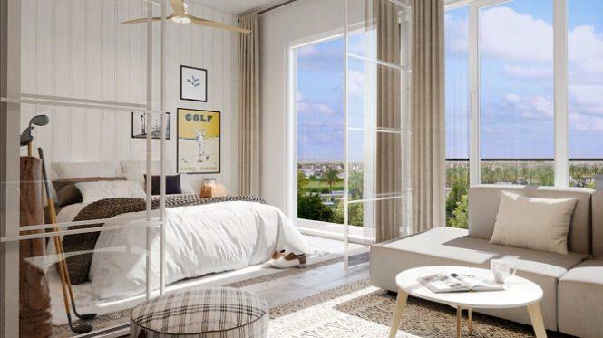 Golfville Apartments at Dubai Hills Estate by Emaar - Interior