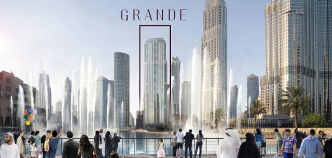 Grande by Emaar at Dubai Downtown Burj Khalifa District