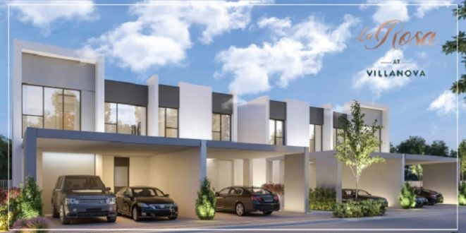 La Rosa at Villanova by Dubai Properties Townhouses