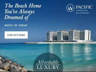 Pacific Al Marjan Island RAK Ras Al Khaimah Rent Apartment