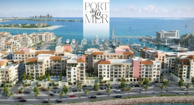 Port de la Mer - Jumeirah by Meraas - Dubai Yachting Paradise