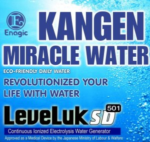 Kangen Water Liveluk SD501 Machine