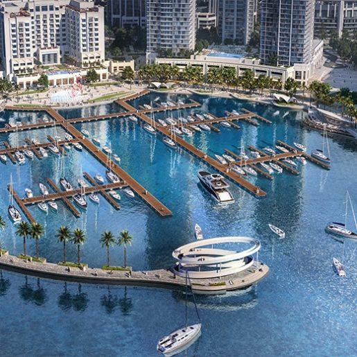 Creek Edge at Dubai Creek Harbour - Proximity to Creek Marina
