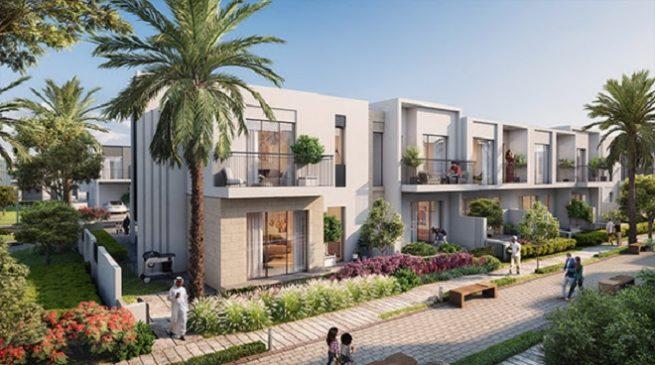 Emaar Expo Golf villas at Emaar South - Dubai