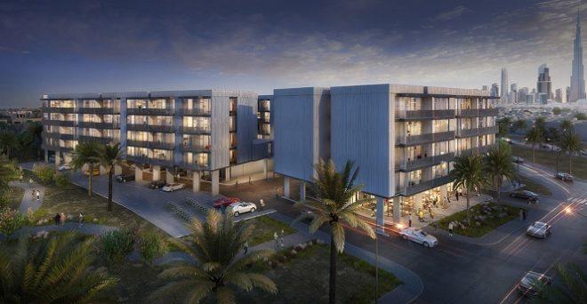 Q Gardens by AVS Developers - Arjan Dubai