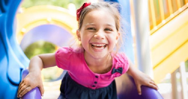 Spring at Arabian Ranches III - Kids Friendly Clubhouse