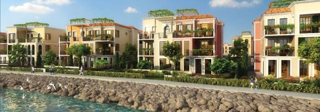 Sur La Mer Townhouses by Meraas in Jumeirah Seafront