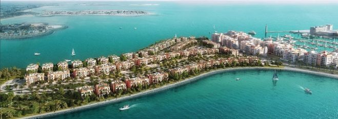 Sur La Mer Townhouses by Meraas in Jumeirah Overview