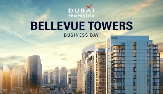 Bellevue Towers - Business Bay