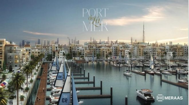 La Viole Meraas Port De La Mer