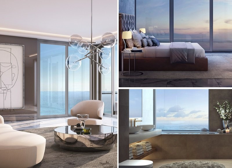 One JBR Residence at Jumeirah Beach Residences Dubai - Interior