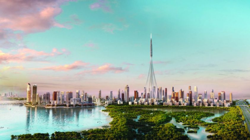 Breeze-by-Emaar-Dubai-Creek-Harbour-Luxury-apartments-for-sale
