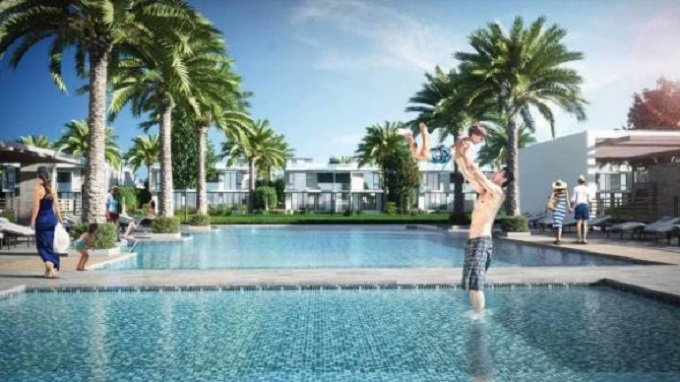 Club Villas by Emaar at Dubai Hills Estate Swimming Pool