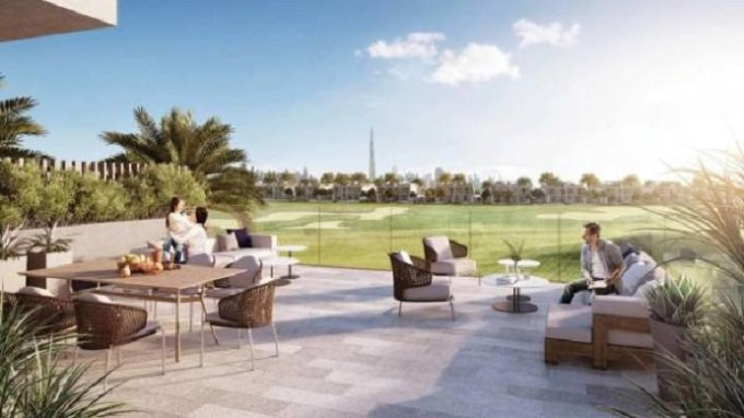 Club Villas by Emaar at Dubai Hills Estate