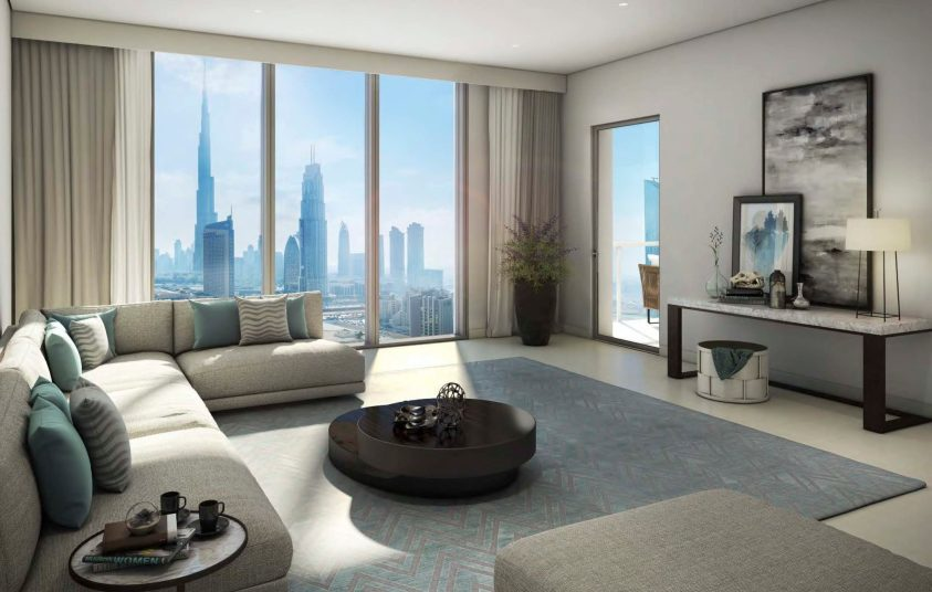 Downtown Views 2 by Emaar luxury apartments - Interior