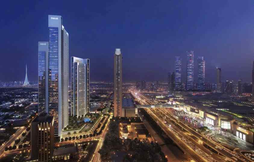 Downtown-Views-II-Downtown-Dubai.-Luxury-apartments-emaar