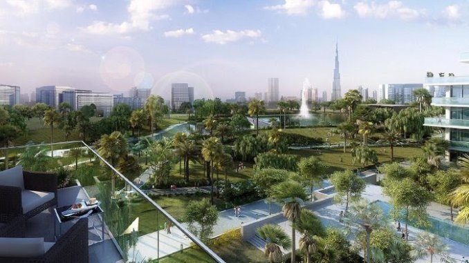 Emaar Dubai Hills Estate Apartments