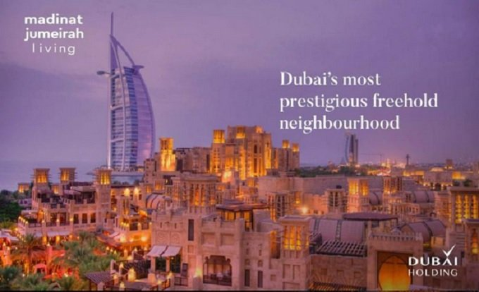 Madinat Jumeirah Living by Dubai Holding Freehold Apartments